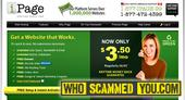 Scam - IPage web host Scam! Why you want to do your research before choosing a web host