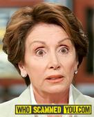 Scam - Nancy Pelosi spends $100k on Booze. What a Drunk!