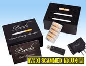 Scam - Free Trial Electronic cigarette, Smokeless cigarette, Prado