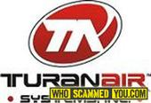 Scam - Turanair Systems are Deadbeat Tenants