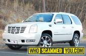 Scam - IT DRIVES LIKE A CADILLAC… BUT IS BUILT LIKE A CHEVY